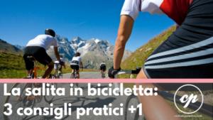 Salita in Bicicletta